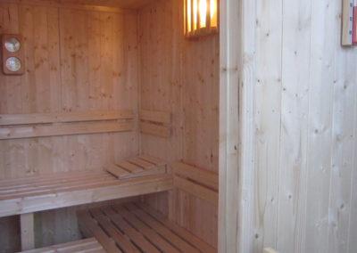 Hotel Le Castelet - Sauna